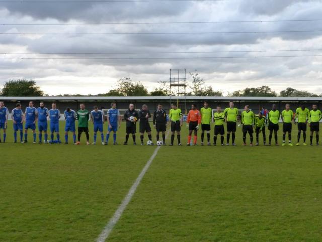 2014 Fenton Cup Final