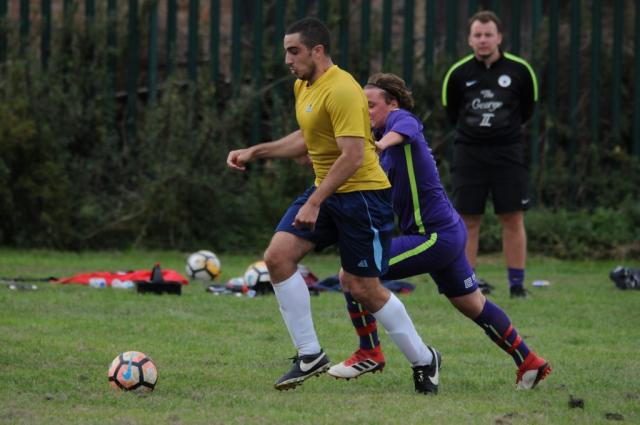 2018 vs ACD United (Elliot)
