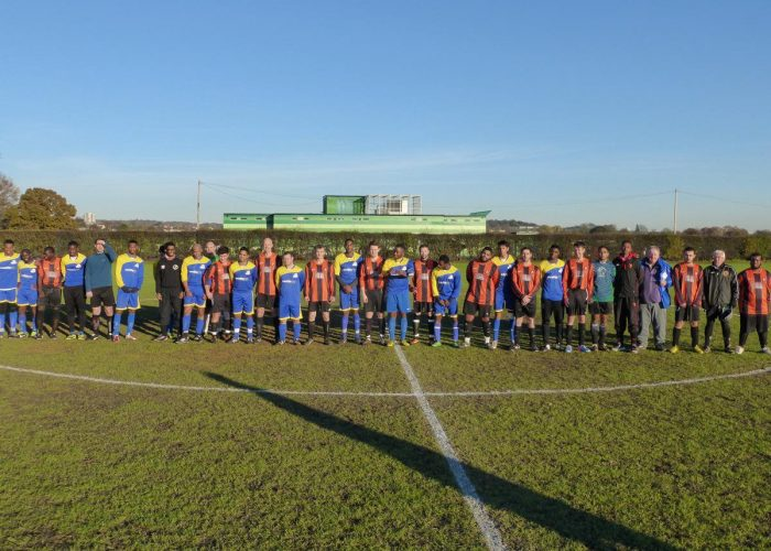 Football Remembers with Glendale FC