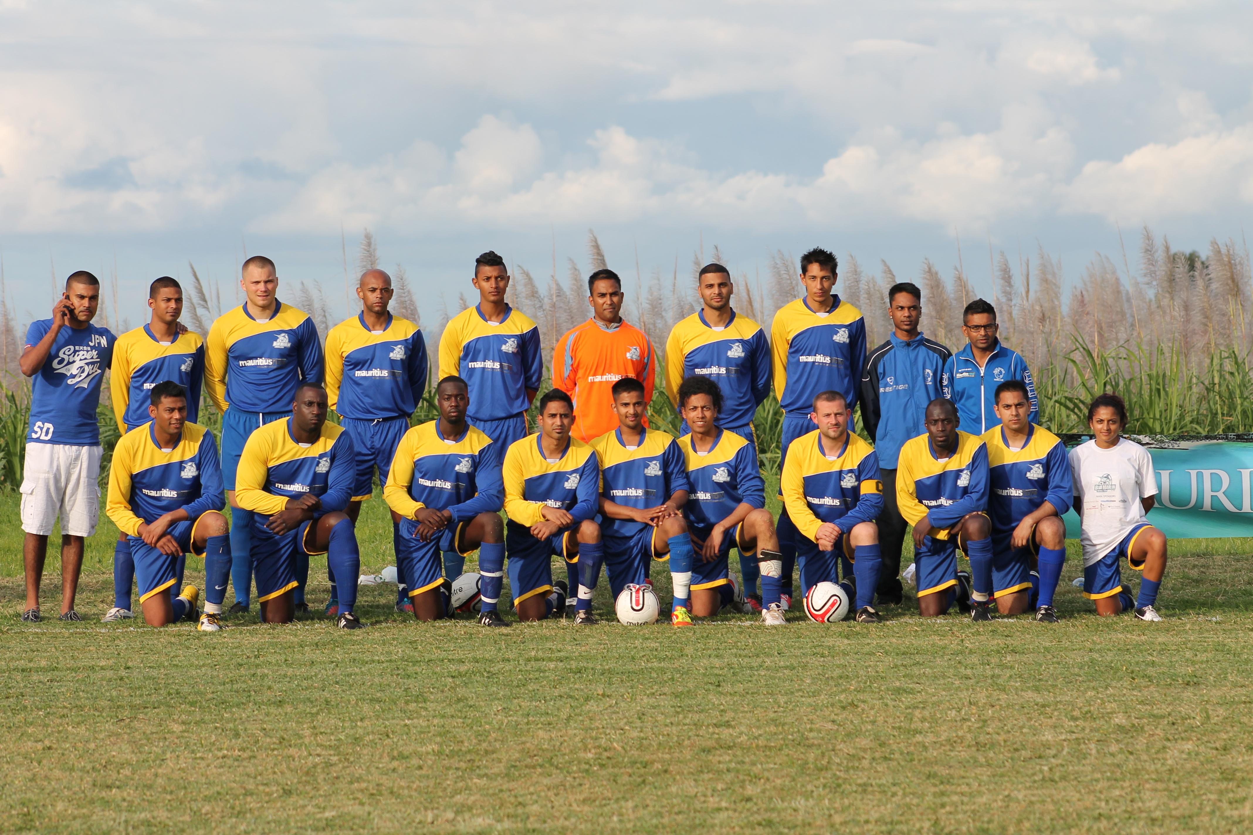 2012 Mauritius Tour